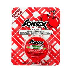 サベックス SAVEX ジャー チェリー 7g【サベックス リップ リップクリーム リップ ジャータイプ 保湿 潤い】