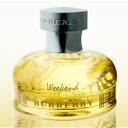 バーバリー ウィークエンド フォーウーマン  オードパルファム EDP 50mL【オードパルファン】【香水】【女性用 …