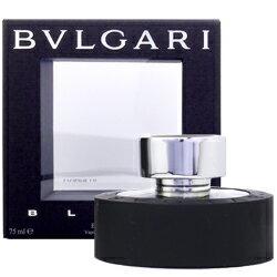 ブルガリ BVLGARI ブラック オードトワレ EDT メンズ 75mL