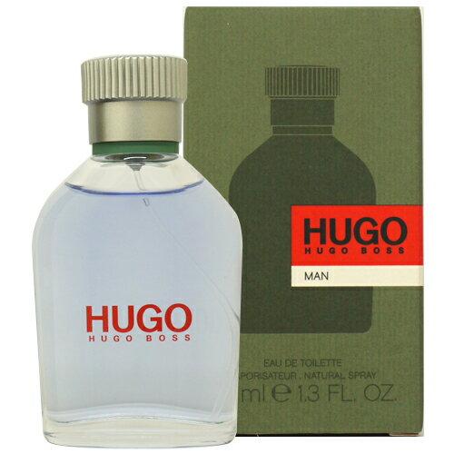 ヒューゴボス HUGO BOSS ヒューゴ オードトワレ EDT メンズ 40mL