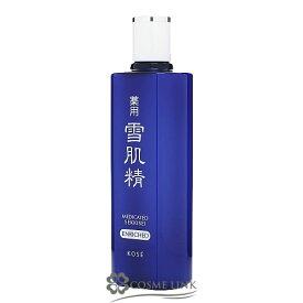 コーセー 薬用 雪肌精 化粧水 エンリッチ 360ml 【メール便(ゆうパケット)対象外】