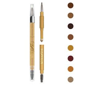 エクセル パウダー&ペンシル アイブロウEX 0.4g カラー選択 国内正規品 EXCEL アイブロウ・眉マスカラ 郵便送料無料[TN50] 3機能一体型で、これ一本で美人眉に まゆげ用ペンシル&パウダー&ブラシ 眉毛 ノエビア