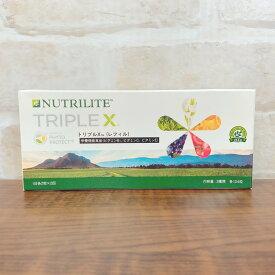 アムウェイ トリプルX レフィル 124粒 栄養機能食品 (ビタミンB1,ビタミンC,ビタミンE)