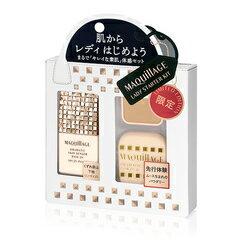 資生堂 マキアージュ 化粧下地S(ミニサイズ)限定セット P1 オークル10