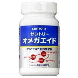サントリー オメガエイド 180粒 (ARA・DHA・EPA含有油脂加工食品)