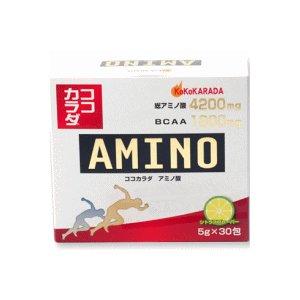 ココカラダ アミノ酸 シトラスフレーバー 5g×30包
