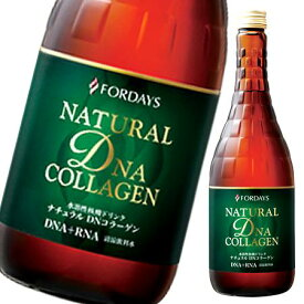 フォーデイズ 核酸ドリンク ナチュラル DNコラーゲン 720mL 【第VIII世代】