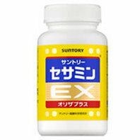 サントリー セサミンEX オリザプラス 270粒 (ゴマ加工食品)
