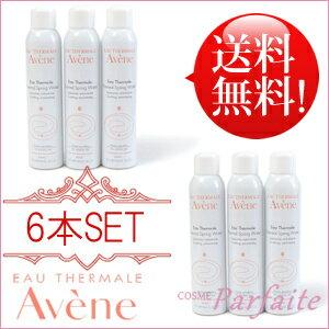 【送料無料】AVENE アベンヌ ウォーター 6本セット 300ml [化粧水]:【宅急便対応】【乾燥】