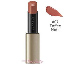 ルナソル -LUNASOL- プランプメロウリップス #07 Toffee Nuts 3.8g[口紅]:【メール便対応】新入荷02
