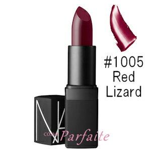 NARS ナーズ リップスティック/セミマット #1005 Red Lizard 3.4g [リップ(口紅)]:【メール便対応】