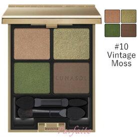 ルナソル -LUNASOL- アイカラーレーション #10 Vintage Moss [アイシャドウ]:【メール便対応】アイシャドウ パレット 百貨店 デパコス ブランドコスメ 誕生日プレゼント メイクアップ 再入荷10