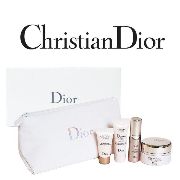 クリスチャンディオール カプチュールトータル お試しセット(006) (サンプル品) 【Christian Dior】【W_173】