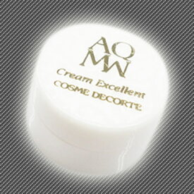 コスメデコルテ AQ MWクリームエクセレント 2.4ml(ミニ) 【COSME DECORTE】【お試し 旅行 小分け 詰め替え】【W_6】