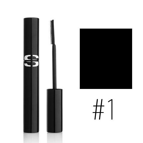 シスレー 【#1】ソーインテンス マスカラ #ディープブラック 1.5ml(ミニ) 【SISLEY】【W_10】