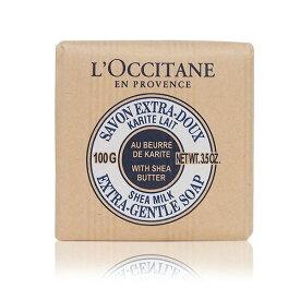 【エントリーで全品P10倍】ロクシタン シアソープミルク 100g 【L'OCCITANE】【激安 即日発送!!】【W_104】【再入荷】