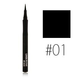 ランコム 【#01】リネ プリュム #ブラック 1ml 【リキッドアイライナー アイメイク 黒 メイクアップ なめらか 筆型】【LANCOME】【W_11】【再入荷】