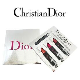 クリスチャンディオール 【#456/#676/#538】アディクト ラッカー プランプ 3色セット(001) (サンプル品)3x0.45g 【Christian Dior】【W_25】