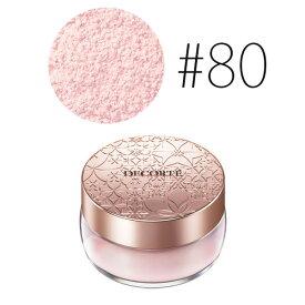 コスメデコルテ フェイスパウダー【#80】#glow pink 20g 【W_126】【再入荷】