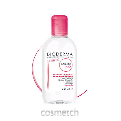 【送料無料】 ビオデルマ・サンシビオ H2O D (エイチツーオーD) 250ml (洗顔料) 【ネコポス不可】