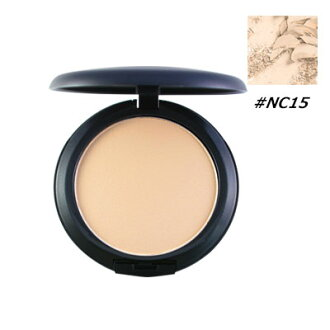 -MAC 工作室修复粉加基础 #NC15 (kosé) 与用例