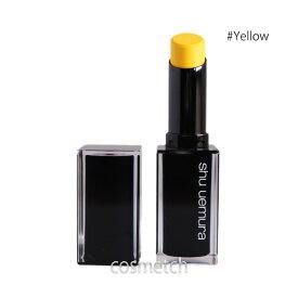 【1点までメール便選択可】 シュウ ウエムラ・ルージュ アンリミテッド #Yellow NEW (口紅・リップスティック) 国内正規品