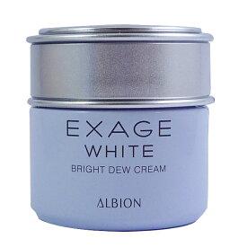 アルビオン ALBION エクサージュホワイト ブライトデュウクリーム 30g ※お一人様1点限り