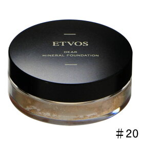 エトヴォス ETVOS ディアミネラルファンデーションL #20 5.5g