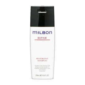 ミルボン MILBON グローバルミルボン リストラティブシャンプー 200mL ※お一人様1点限り