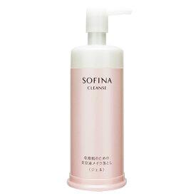 花王 ソフィーナ SOFINA CLEANSE 乾燥肌のための美容液メイク落とし ジェル 155g