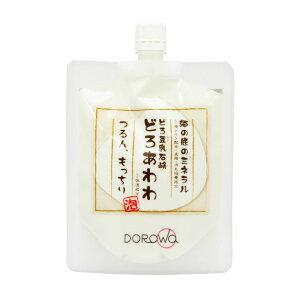 【自社撮影】健康コーポレーションどろ豆乳石鹸どろあわわ110g