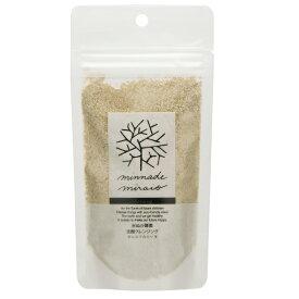 【ネコポス1点のみ可】みんなでみらいを 無添加米ぬか酵素洗顔クレンジング(詰替用) 70g