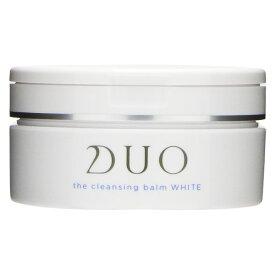 DUO デュオ ザ クレンジングバーム ホワイト 90g【楽天最安値に挑戦中】 ※お一人様20点限り