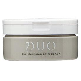 DUO デュオ ザ クレンジングバーム ブラック 90g【限定商品】 ※お一人様20点限り