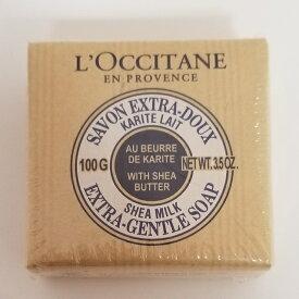 【あす楽】L'OCCITANE(ロクシタン) シア ソープ ミルク 100g(3253581461822)