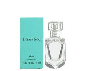 Tiffany&Co. ティファニー シアー オードトワレ 5ml ミニサイズ ミニボトル EDT 香水