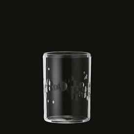 【送料無料】[ポイント10倍] 木村硝子店 タンブラーグラス MITATE 12ozストレート 水玉 400ml(12602)グラス ギフト