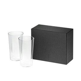 【送料無料】[ポイント10倍] 木村硝子店 タンブラー コンパクト 10oz Gift Box 320ml 2個入(12802)ギフト