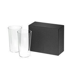 【送料無料】[ポイント10倍] 木村硝子店 タンブラー コンパクト 12oz Gift Box 400ml 2個入(12801)ギフト
