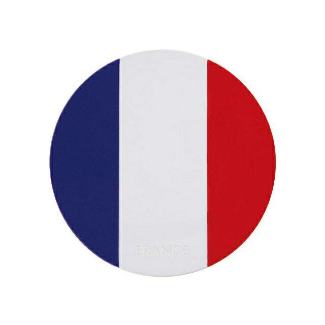 【ギフト】【ポイント5倍】ワールドフラッグコースター FRANCE フランス (027970) [コースターおしゃれ][お土産国旗スポーツバー][ポイント5倍]