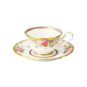 【送料無料】ティー コーヒー碗皿 アフロディーテ ボーンチャイナ ノリタケ(T50940-4691)Noritakeノリタケ ギフト