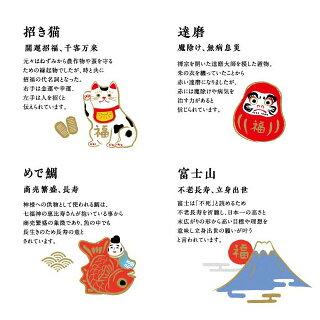 アデリア(石塚硝子)めでたmono盃招き猫90ml(6081)