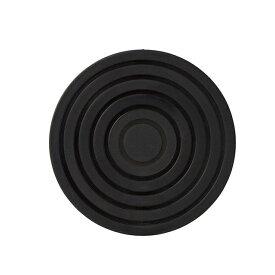 ViV サークルコースター(BK) (6枚入) (CIRCLE-BK-COASTER) [コースターおしゃれ][店舗用品][コースターおしゃれ]【業務用】