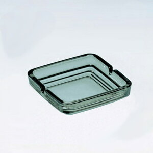 【送料無料】灰皿 クロ 東洋佐々木ガラス(54008SS-1pc)業務用