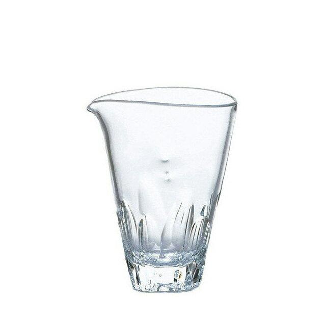 【ギフト】東洋佐々木ガラス 本格焼酎道楽 えくぼ 水割りカラフェ 375ml (P-33601-JAN) [和風 迎春][日本製]