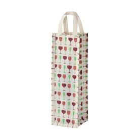【送料無料】コットンワインバッグ1本用 ホワイト 10枚入(7120)ワインバック ワイン用品 バー用品を安値でご提供