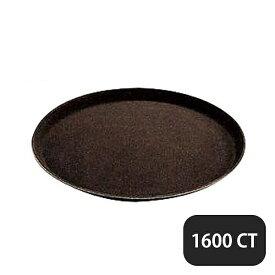 【送料無料】キャンブロ 丸型ノンスリップトレー 1600CT(172062)業務用 大量注文対応