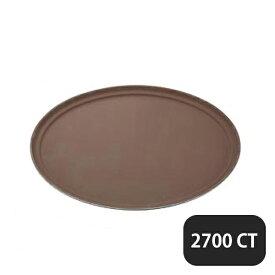 【送料無料】キャンブロ 小判型ノンスリップトレー 2700CT(172230)業務用 大量注文対応