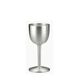 【ギフト】大阪錫器 ワインカップ シルキー(18-1-1) [和風 迎春 ハンドメイド][伝統][工芸][日本製]