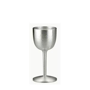 【送料無料】大阪錫器 ワインカップ シルキー(18-1-1)和風 迎春 ハンドメイド 伝統 工芸 日本製 ギフト